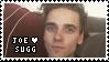 Joe Sugg stamp by TRASHYADOPTS