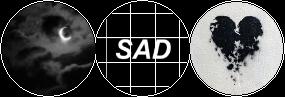 Sad Black Divider