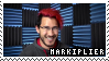 Markiplier Stamp by TRASHYADOPTS