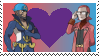 Hardenshipping Stamp by TRASHYADOPTS