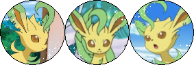 Leafeon Divider by TRASHYADOPTS