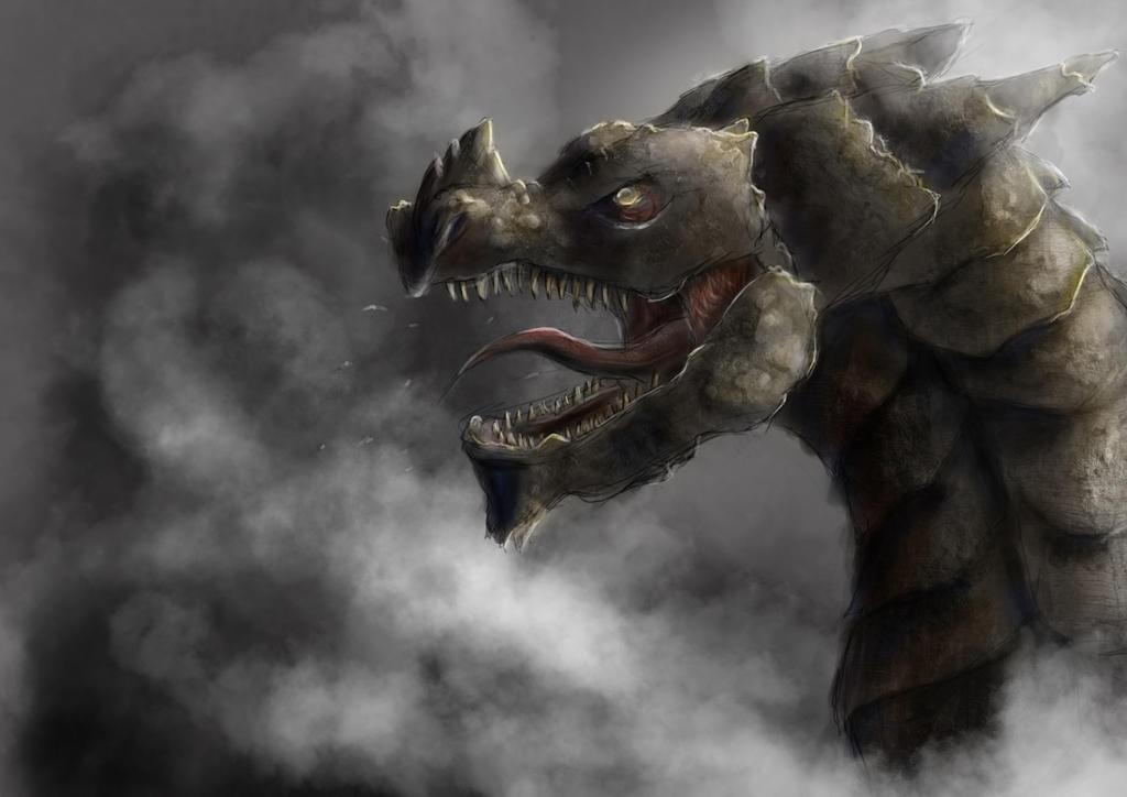 Dragon Roar by Alex-Porteous