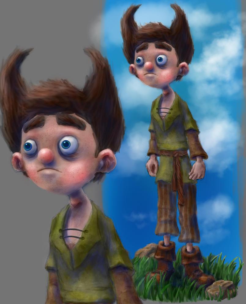 Child concept by Alex-Porteous