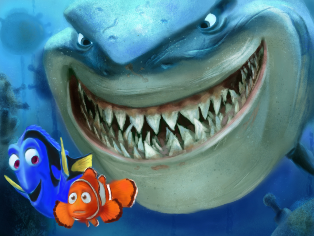 Finding Nemo Study by Alex-Porteous
