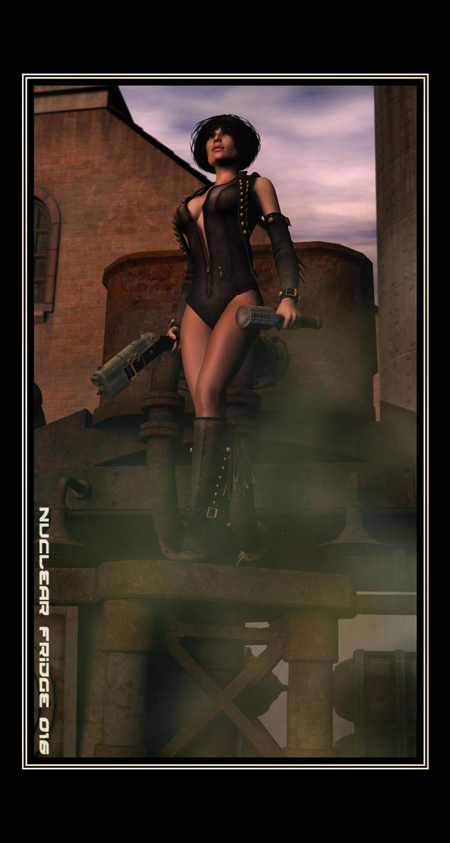 Svetlana the Slayer by Nuclear-Fridge