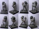 Scorpion sculpt