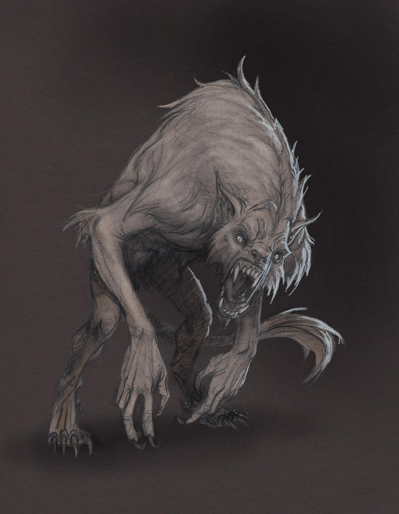 Nightmare Fuel: Monsters by Anastasios Gionis by danlev on ...