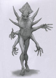 Quad Demon by Mavros-Thanatos