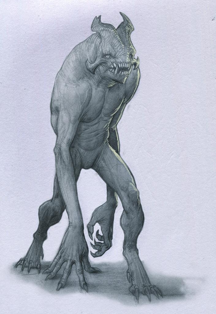 Tall Troll By Mavros-Thanatos On DeviantArt