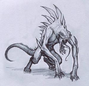 Reptile Creature
