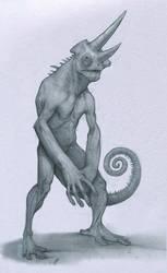 Chameleon by Mavros-Thanatos