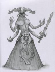Sentinel by Mavros-Thanatos