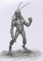 Success Bug by Mavros-Thanatos