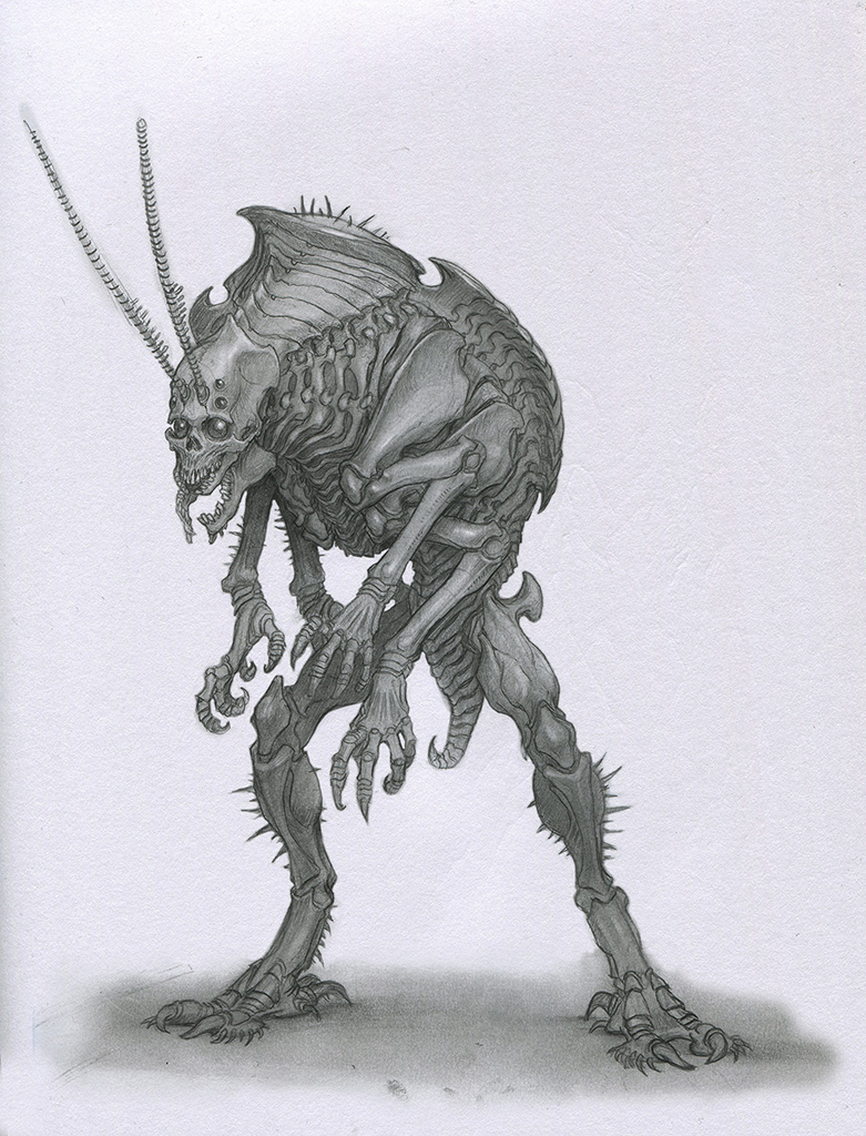 Kafkas Nightmare by Mavros-Thanatos