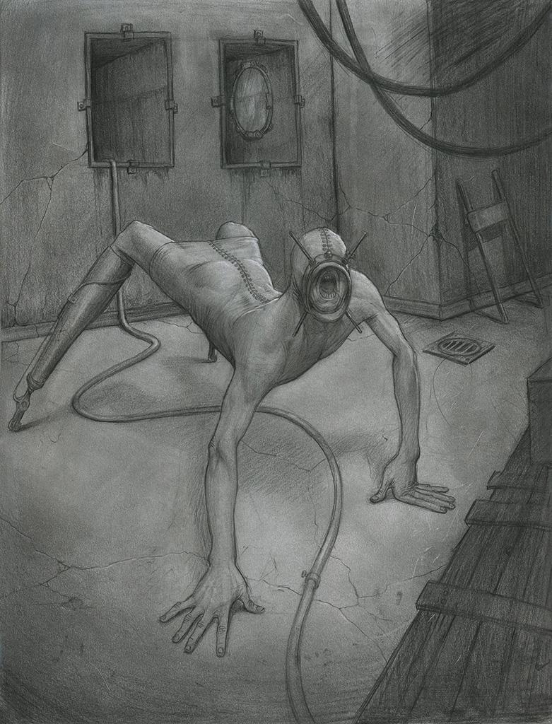 Arachnid by Mavros-Thanatos
