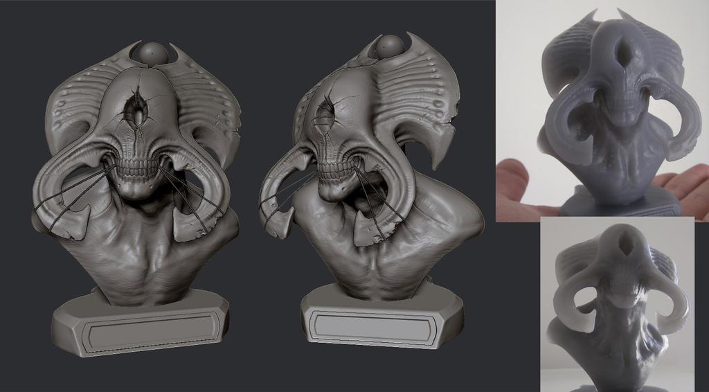 Pandora's Temptation Sculpt by Mavros-Thanatos