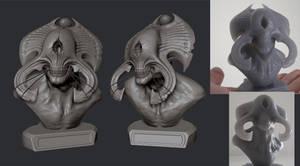 Pandora's Temptation Sculpt