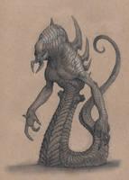 Serpent by Mavros-Thanatos