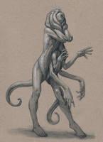 Amalgam Worm by Mavros-Thanatos