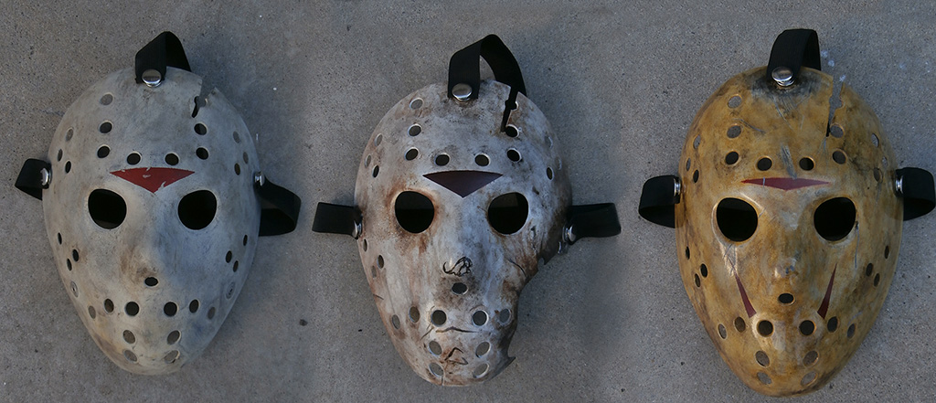Mask Paintups: Parts 6 7 and 8
