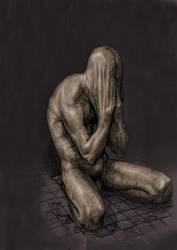 The Cryer by Mavros-Thanatos