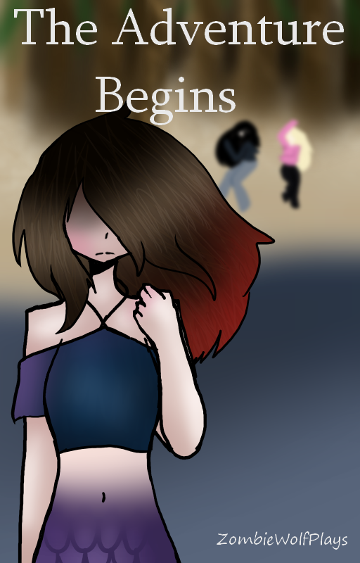 Book Cover by ZombieWolfPlays