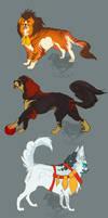 Foo dog adoptables