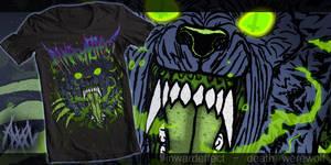 InwardEffect - Death Werewolf