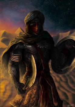 Nubian Mercenary