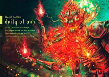 Wrath of Caedes - Deity of Ash