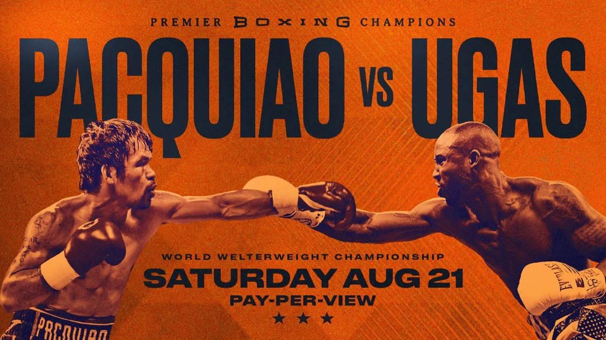 Manny Pacquiao vs Ugas Crackstreams