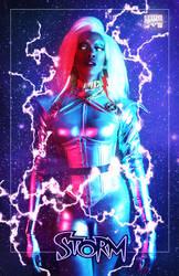 MarvelMasterpiecesStorm