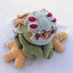 Caterpillar Kog'Maw by Couch-stuffs