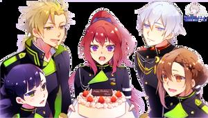 [ RENDER ] [ ONS ] Happy birthday Guren !