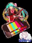 [ RENDER ] [ VOCALOID ] Miku Hatsune