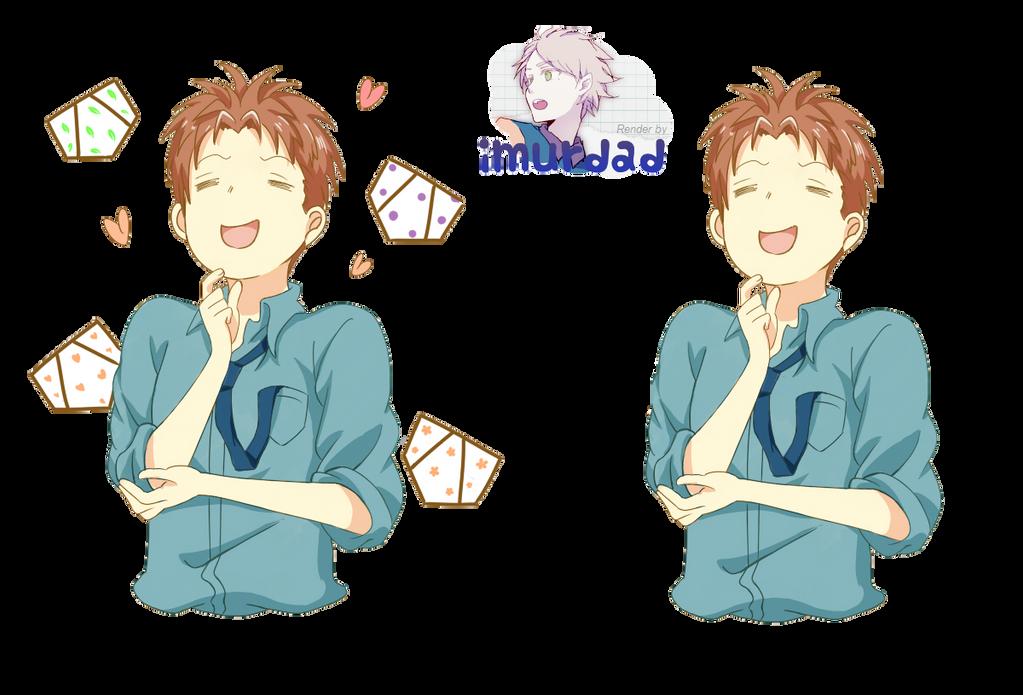 [ RENDER ] [ GEKKAN SHOJO ] Hori Masayuki