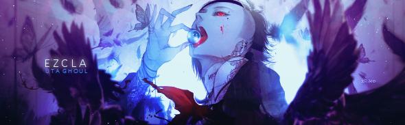 [ signature banner ] Uta - Tokyo Ghoul