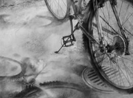 Bicycle by triye