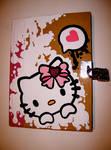 .hello kitty diary.