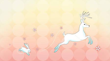 White Jumper by Kodako