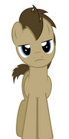 Request: Dr. Whooves 'hugs?' -serious-