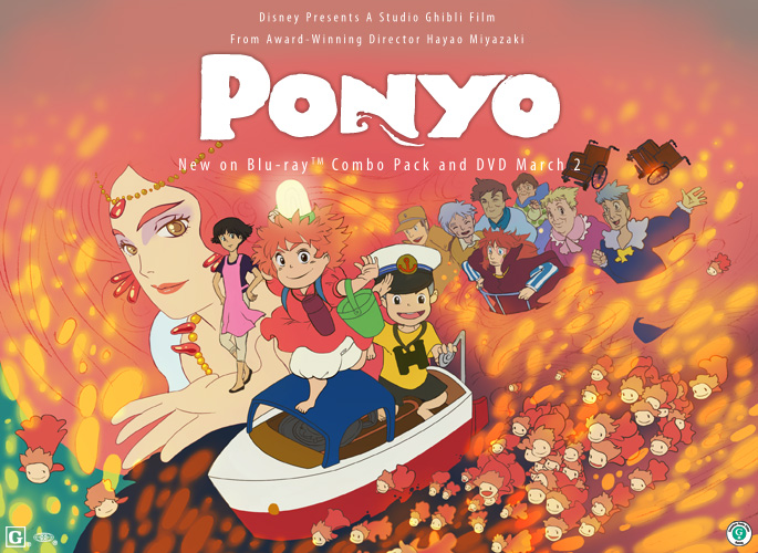 Ponyo Contest by andreamontano