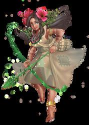 Character Design Mirthayu