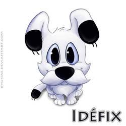 -IDEFIX- by Kyunae