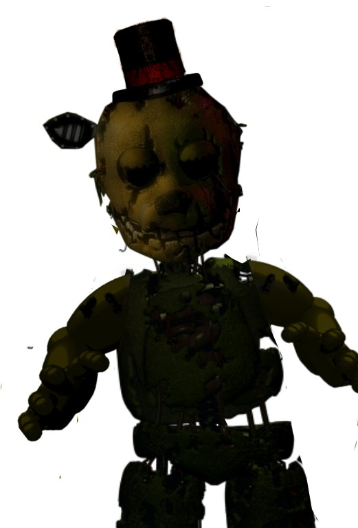 Salvaged fnaf fan made character by studioyoyodrawing on deviantart