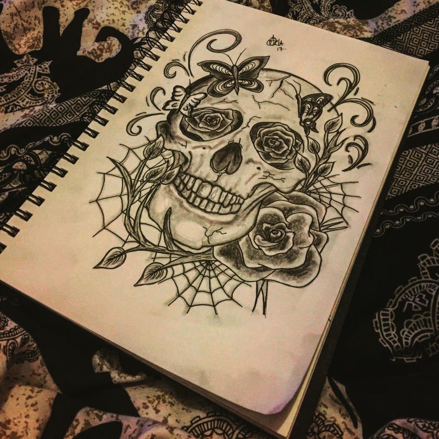 Skull by norler