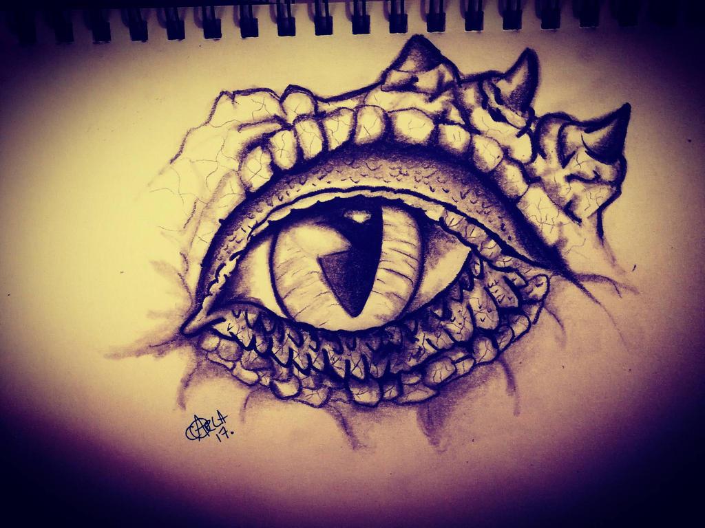 dragon eye by norler