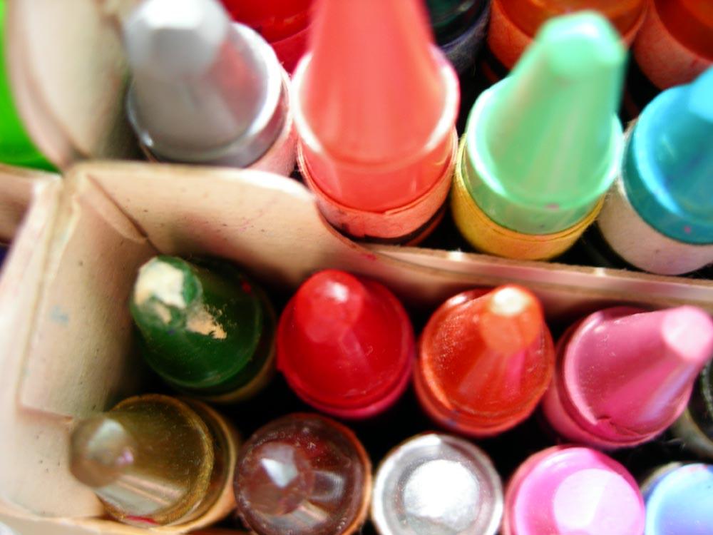 Crayon by britsrad