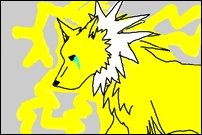 The Last Jolteon by Crying-Chimera