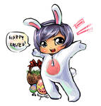 Gaia: Happy Easter